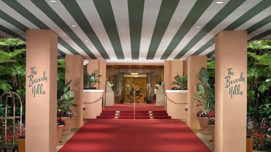 Beverly-Hills-Hotel-entrance-red-carpet
