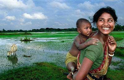 West Bengal Woman