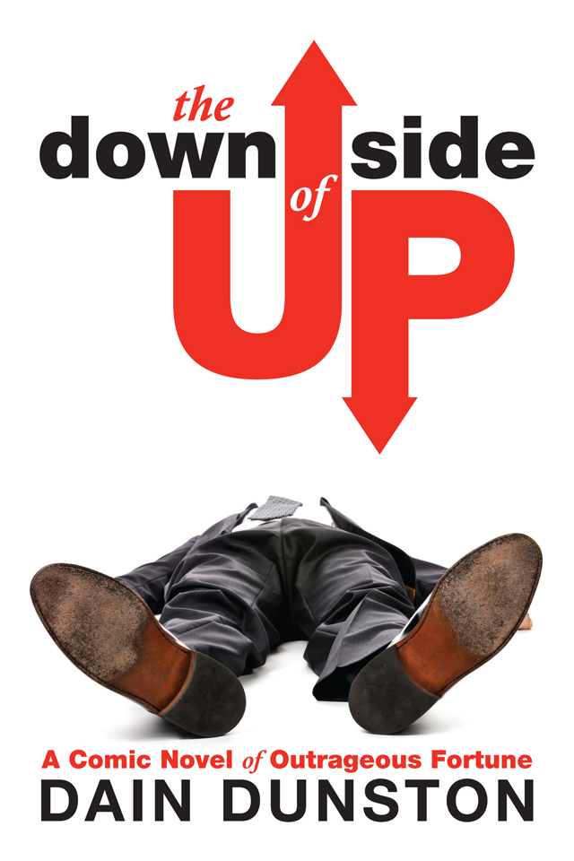 2013 0123 Downside of Up Cover Art.indd