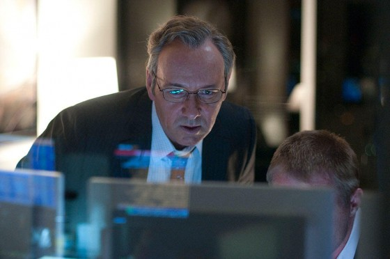 Kevin Spacey in Margin Call. We'll always have villians, at least in the movies.